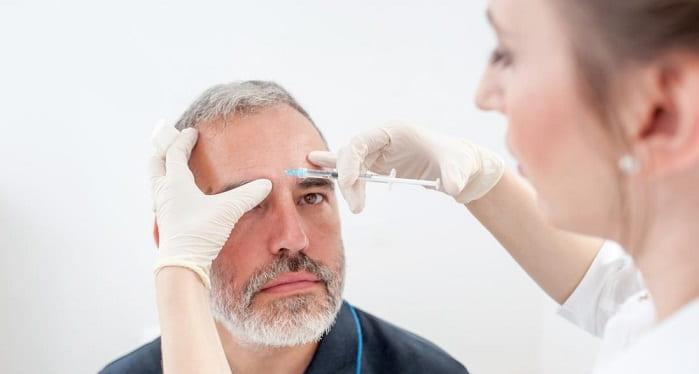 آیا تزریق بوتاکس برای افراد سالمند بیخطر است؟